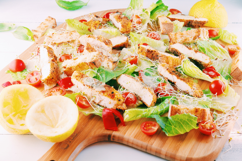 Smoked Chicken Salad Recipe Jamie Oliver
